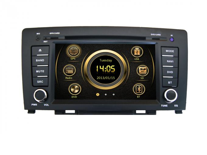 Car dvd gps navigation system  with DVD CD Player Bluetooth SWC for Great Wall H6