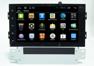 Chiny Car Android Quad Core Peugeot Navigation System DVD Radio Bluetooth For 308S dostawca