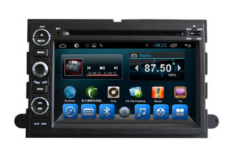 Chiny Android Car Multimedia GPS FORD DVD Player For Explorer Expedition Mustang Fusion dostawca