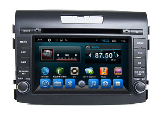 Chiny Auto DVD GPS Multimedia Car Tv Dvd Player CRV 2012 Android Quad Core RDS Radio Player dostawca