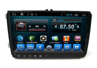Chiny VolksWagen Built In Car Stereo Radio Vehicle Navigation System For Magotan Sagitar Tiguan dostawca