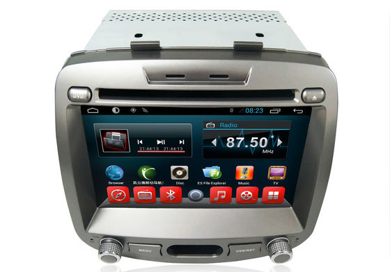 Chiny Car Stereo Bluetooth GPS HYUNDAI DVD Player Quad Core Android OS dostawca