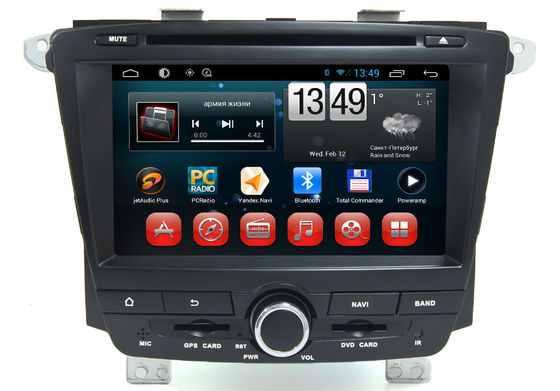 Chiny Roewe 350 7.0 inch 2 Din Central Multimidia GPS With Android 4.4 Operation System dostawca