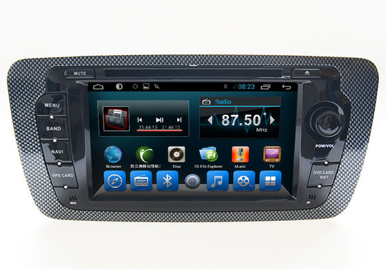 Chiny Auto Radio Bluetooth VolksWagen Gps Navigation System for Seat 2013 dostawca