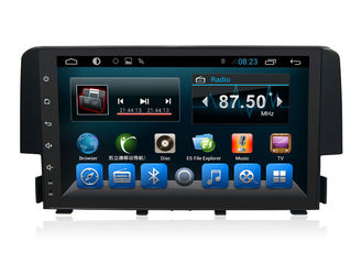 Chiny 2Din Quad Core Honda Civic Navigation System With 3G Radio Wifi dostawca