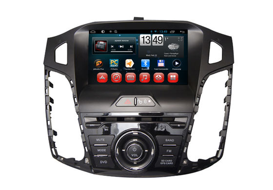 Chiny Car Radio DVD Players FORD DVD Player In Car GPS System Focus 2012 dostawca