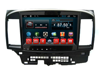 Auto Radio GPS Navigator For  Mitsubishi Lancer EX Android Quad Core System