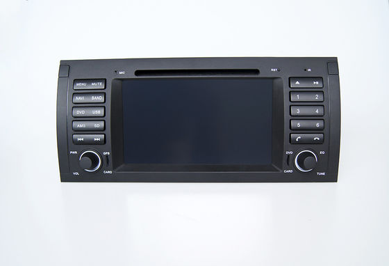 In Dash DVD Player Android Car Navigation GPS Quad Core Bmw E39 1995-2003