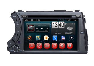 In Dash RDS Radio Player Android 6.0 Car Navigation Ssangyong Korando Actyon