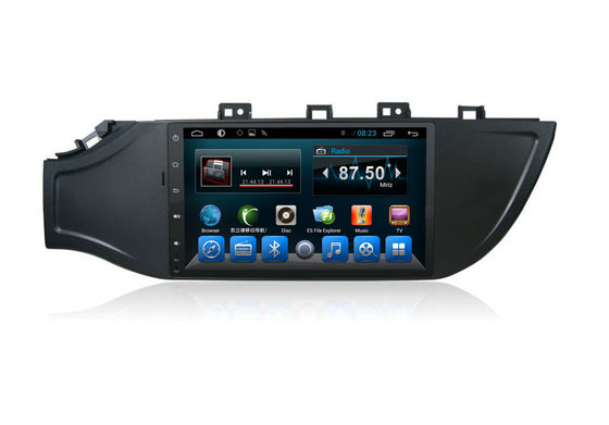 Chiny Full Touch 2 Din Radio Navigation Kia Dvd Player Android 6.0 System K2 2017 dostawca