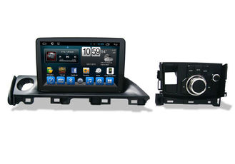 Chiny 2 Din Radio Central Multimidia GPS , Car Gps Navigation System for Mazda 6 Atenza dostawca