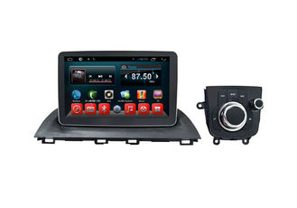 Chiny Radio Bluetooth In Dash Double Din Multimedia Navigation System Mazda 3 2014-2017 dostawca