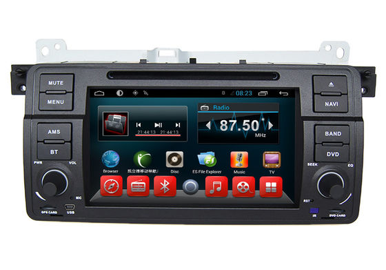 Chiny In Dash Car Gps Navigation System , BMW DVD Players E46 M3 Z3 Z4 Rover 75 MG ZT 1998 - 2005 dostawca