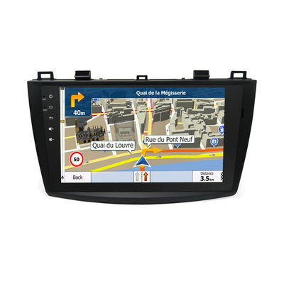 Chiny Car Multi-Media DVD Player Integrated Navigation System Mazda 3 Axela 2010 2011 dostawca