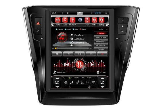 Vertical Screen VW VOLKSWAGEN GPS Navigation System Indash Multimedia VolksWagen Passat