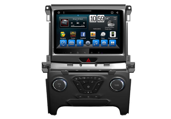 Chiny Octa Core Ford DVD Players In Dash Car Multimedia System for Ranger 2016 dostawca