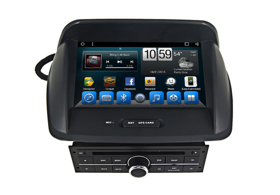 In Car Navigation Mitsubishi Gps System L200 Dvd Player Octa Core Android 7.1
