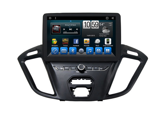 Chiny Central Multimedia Original FORD DVD Navigation System for Ford Transit dostawca