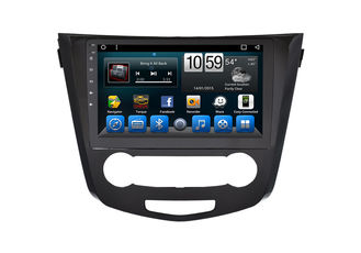 Chiny Nissan Qashqai 10.1 Inch Stereo Car GPS Navigation System Built In Bluetooth dostawca