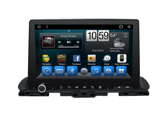 CE KIA Odtwarzacz DVD Android Double Din Radio dla KIA Cerato Forte K3 2019 Android Head Player Player