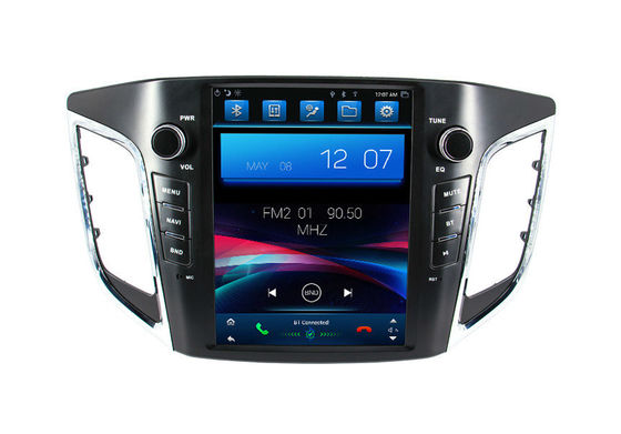 Android Auto Radio HYUNDAI Odtwarzacz DVD do Hyundai Ix25 / Creta Automotive Stereo System