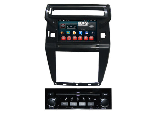 Citroen DVD Player z Bluetooth