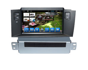 Android Car GPS Infotainment Citroen DVD Player 7 cali dla Citroena C4L 2011-2015