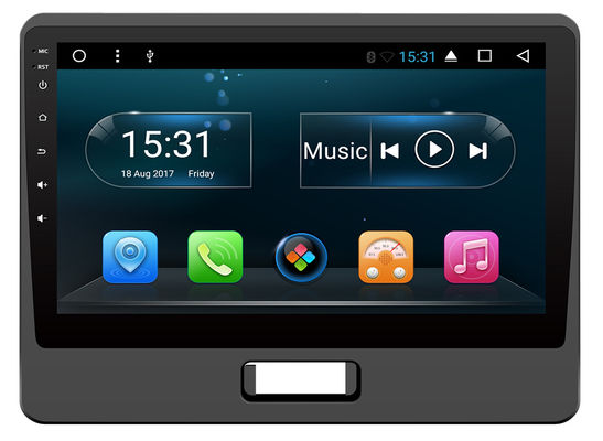"Chiny System multimedialny Bluetooth SUZUKI Navigator Car Wagon R 2018 Android Touchscreen 10.1 "" dostawca"
