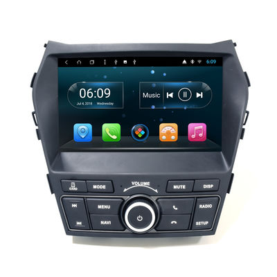 9-calowy odtwarzacz DVD HYUNDAI IX45 Santa Fe 2013-2017 Android z Bluetooth Car Play 4G SIM