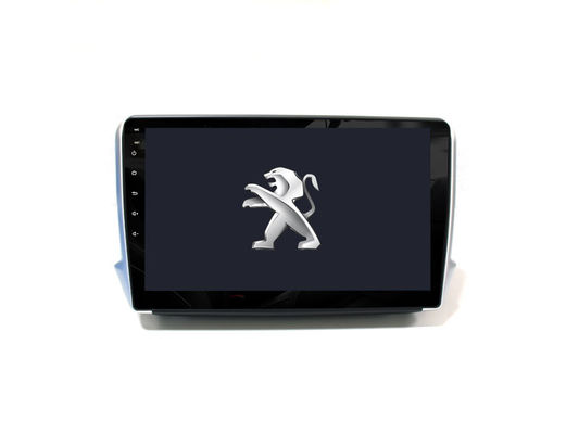 Android Peugeot System nawigacji DDR 1G / 2G Ram Peugeot 2008 Audio Car Dvd Device