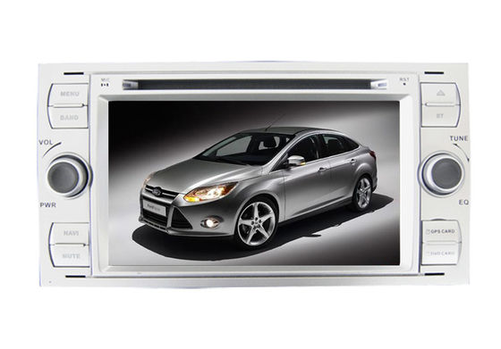 Wince CE6.0 Ford DVD Navigation System SYNC Focus Sliver GPS Radio 3G Wifi BT TV