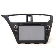 Chiny Hatch HONDA Civic Navigation System In-Car DVD GPS SWC BT TV dostawca