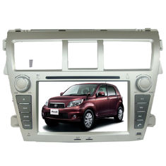 Chiny Double din TOYOTA GPS Navigation car dvd player gps sat nav Yaris Sedan dostawca
