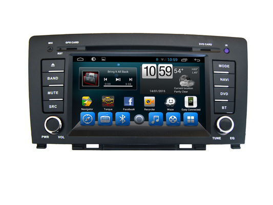 Chiny Double Din Car DVD Player GPS Navigation with Bluetooth Wifi Tpms for Great Wall H6 dostawca