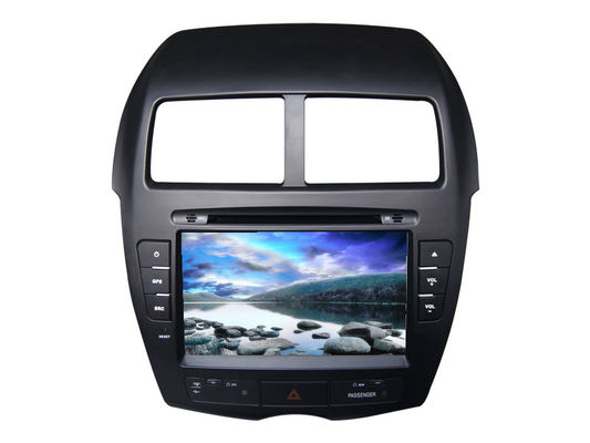 Chiny In car audio stereo MITSUBISHI Navigator with screen gps bluetooth Mitsubishi ASX / Citroen dostawca