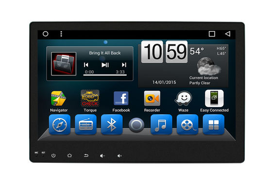Hilux Android Toyota Navigation System All In One 10-calowy ekran dotykowy