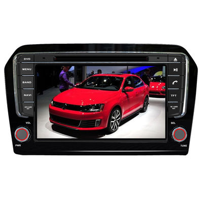 Chiny Touch Screen VOLKSWAGEN GPS Navigation System / dvd gps navigation system fabryka