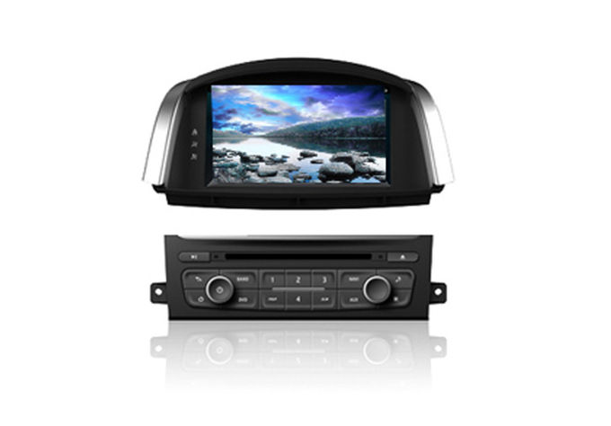1080P HD Video Android GPS Navigation DVD Bluetooth Player  Koleos