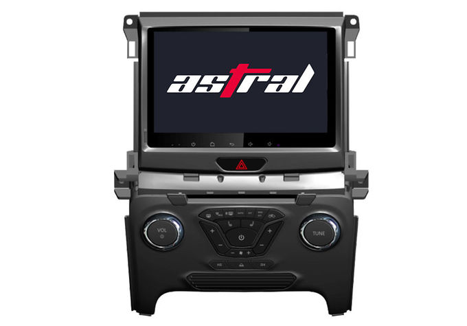 Octa Core Ford DVD Players In Dash Car Multimedia System for Ranger 2016